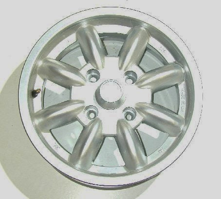 "Alloy Road Wheel (5.5""/14) Minator"