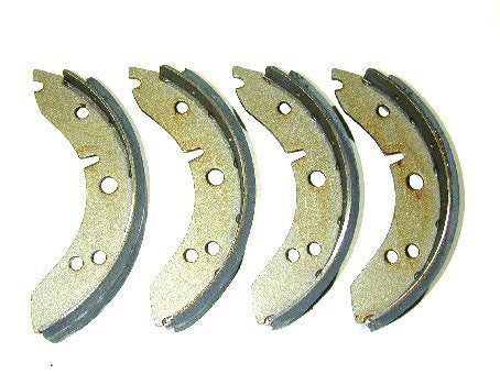 Brake Shoes - Front 7""