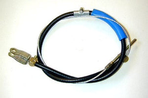 Handbrake Cable-With Grease Nipple
