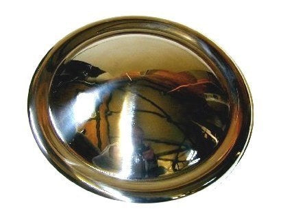Hubcap (Plain) 1948-1951 - Chrome
