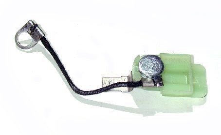 Low Tension Lead & Insulator - 25D4