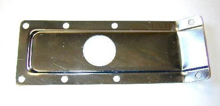 Master Cylinder Metal Cover Plate