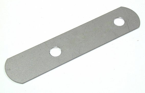 Metal Plate-Fits Under Front Seat Clamp