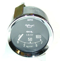 Gauge - Oil Pressure - Mechanical