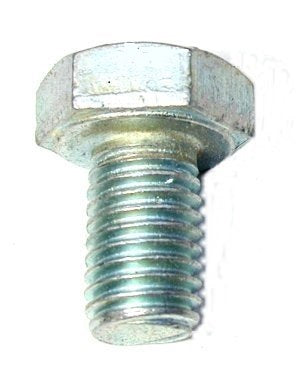 "Radiator Fixing Bolt 5/16"" BSF x 1/2, Front Brake T Piece To Tie Plate"
