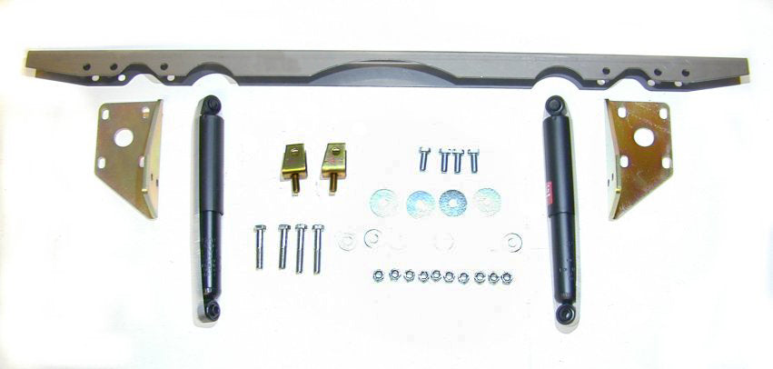 Telescopic Shock Absorber Conversion Kit-Rear