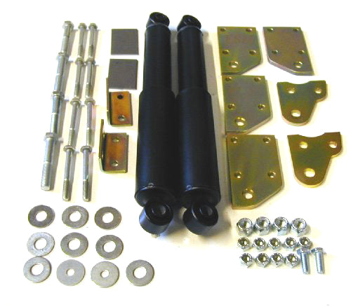 Telescopic Shock Conversion Kit-Front