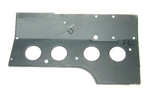Tie Plate (Engine Bay Floor) R/H