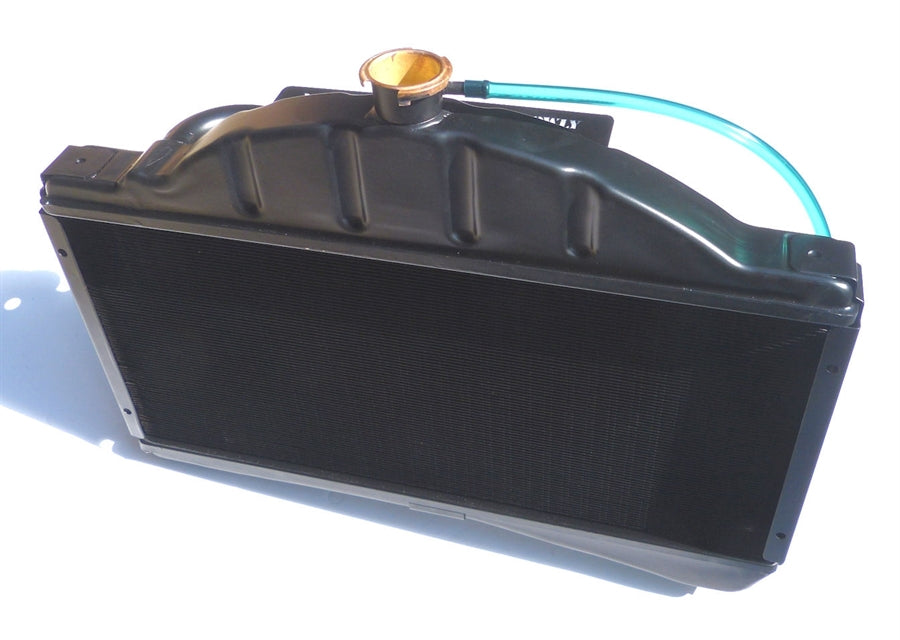 Radiator - Brand New - Tall Tank - To Suit Morris Minor From 1952 to 1960 Although Will Fit All Cars