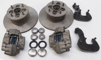 Disc Brake Kit To Suit Morris Minors With 1000 Stub Axles.