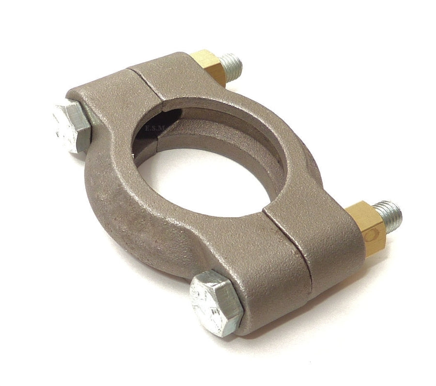 Exhaust Manifold Clamp - Cast Iron - Far Superior To Pressed Steel Clamps. Suits Morris Minor & Morris Major