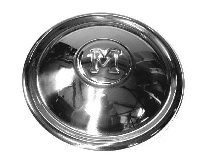 "Hubcap To Suit 1951-1953 Morris Minor - 8 1/2"" Stainless Steel"