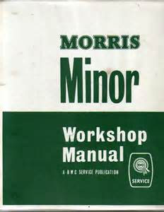 BMC Original Factory Workshop Manual - The Best Available