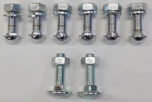 Bumper Blade Mounting Kit To Suit All Cars & Commercials. Enough Bolts For One Blade