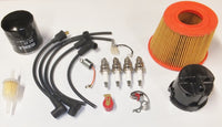 Tune Up & Filter Service Kit To Suit Morris Minors 948,1098,1275 Engines and Side Entry Cap With Spin On Filter