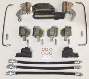 Full Hydraulic System Overhaul Kit - Contains Everything You Will Need To Get Your Hydraulic System Up & Running again Like New