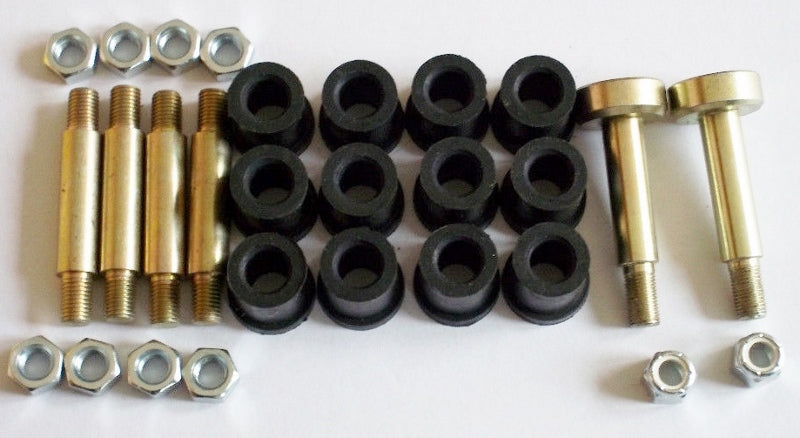 Rear Suspension Pin & Bush Kit - Suits All 2 Doors, 4 Doors, Travellers, And Convertibles