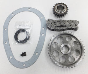 Duplex Timing Chain & Sprocket Kit - Used - Includes New Gasket & Seal