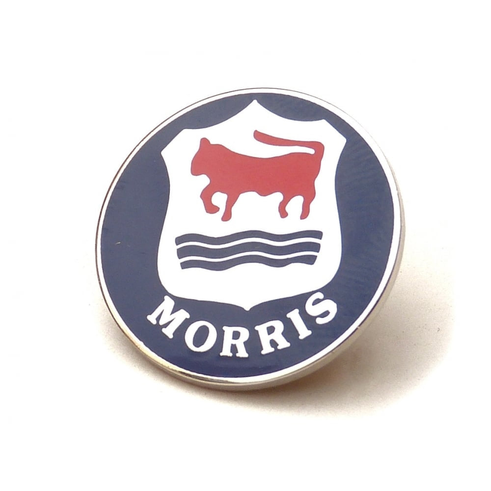 Lapel Badge - 'Morris'