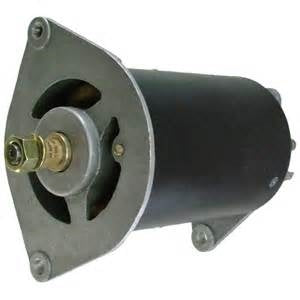 Dynalite - 45 Amp Alternator In A Generator Body - Internally Regulated