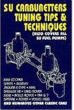 Book - SU Carburettors Tuning Tips & Techniques