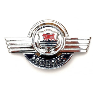Bonnet Badge - Short Bull Badge - Suits MM / Ute / Van