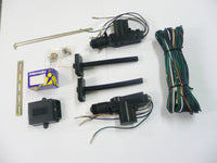 Central Door Locking Kit - Suits 2 Door Sedan / Convertible / Traveller