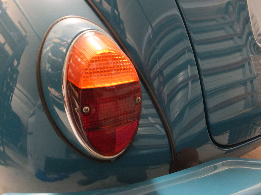 Morris Minor Tail Light Lens To Suit Morris Minor Using Vw 67 Model Beetletaillight Assembly