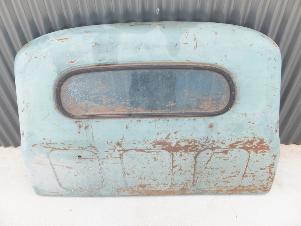 Ute Cab Rear Panel - (Bubble) - Used
