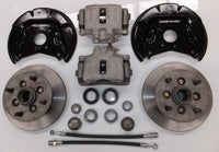 Disc Brake Kit - Suits All Morris Minor Models - Suits Datsun, Toyota & MM Wheels