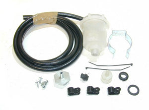 Remote Brake Fluid Reservoir - Suits Genuine Lockheed Master Cylinder Only