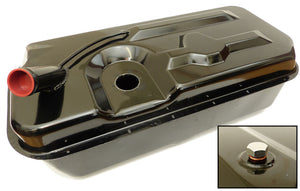Fuel Tank - High Capacity - Suits Sedan / Convertible / Traveller - 9.5 Gallon Capacity