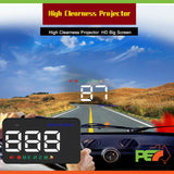 Head Up Display - Very Easy To Install - 100% Acurate Speed Reading