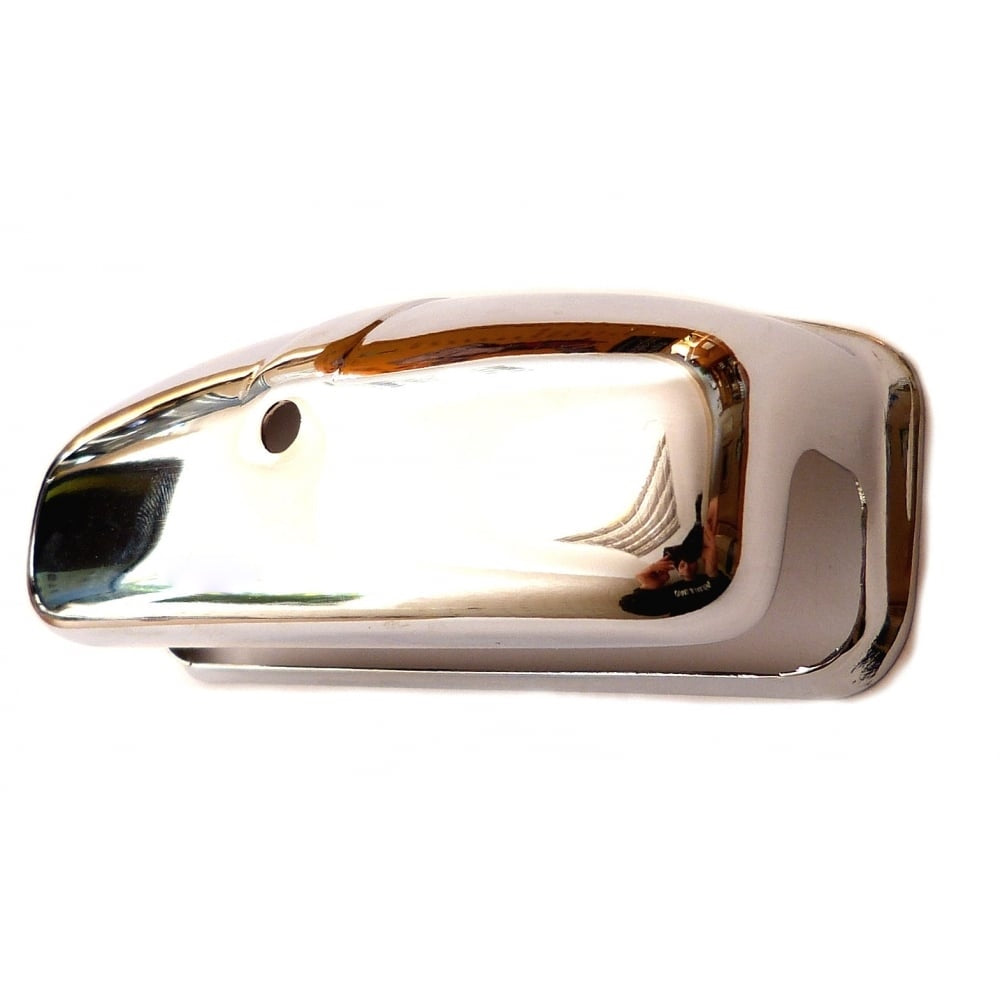 Metal Cover - Number Plate Light - Chrome - Suits LMP141C