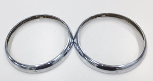 Outer Headlamp Bezel Set - Used - Good Condition