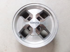 "Alloy Wheel Set Of 4 - 14 x 5.5"" - 4 x 4.5"" or 4 x 144.3mm PCD - Includes Centre Cap"