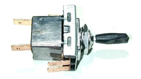 Flick Switch - Suits 2 Speed Wiper Motor - Allows The Park Circuit To Operate Correctly