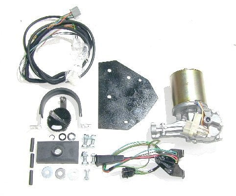 2 Speed Wiper Conversion Kit - Column Mounted Switch - Oct 63 On