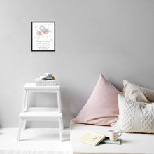 Girls Bedroom Art Print Always Be Yourself Unless You Can be a Mermaid by Sincerely, Not