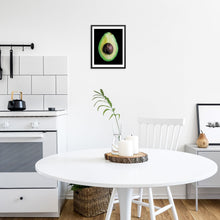 Avocado Picture Art Print For Kitchen or Dining Room Decor