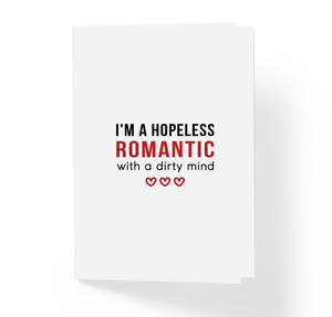 Funny Adult Love Card