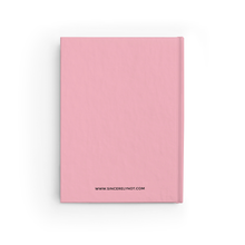 Little Pink Book Hardcover Notebook Diary Ruled by Sincerely, Not