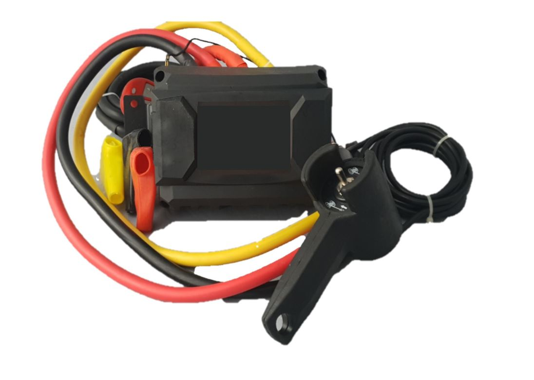 12 Volt Control Box With Wireless Remote To Suit Cw-95P Carbon Winch
