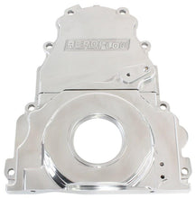 Load image into Gallery viewer, 2-Piece Billet Aluminium Timing Cover FAF Automotive Polished