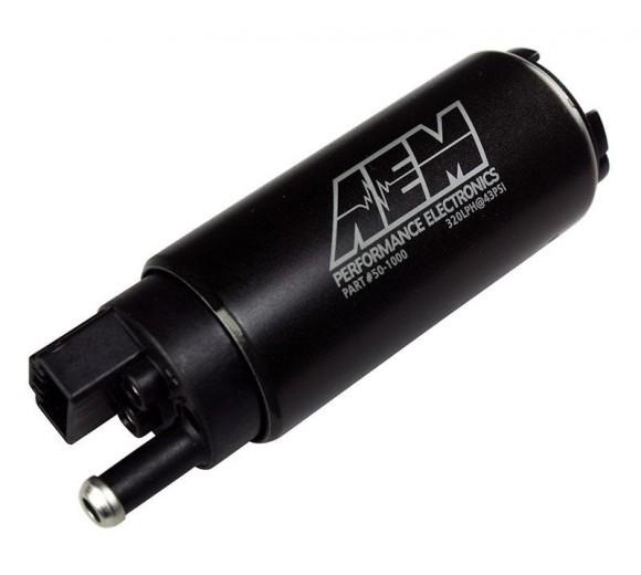 AEM HIGH FLOW IN-TANK FUEL PUMP (320LPH) FAF Automotive