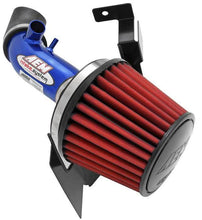 Load image into Gallery viewer, AEM SHORT RAM INTAKE SYSTEM (EVO 8-9) FAF Automotive Blue