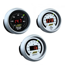 Load image into Gallery viewer, AEM WIDEBAND UEGO/TEMPERATURE/BOOST GAUGE BUNDLE FAF Automotive