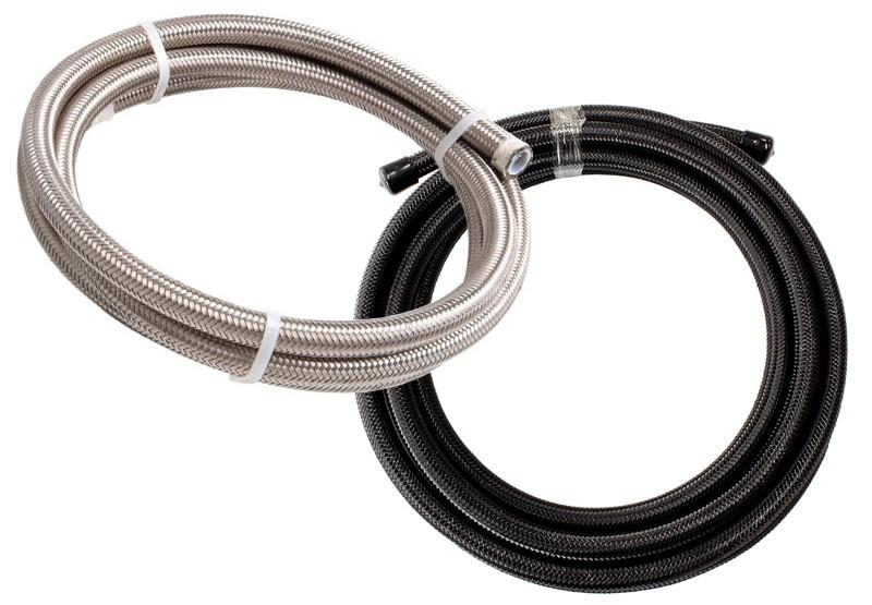 Aeroflow 200 Series PTFE Stainless Steel Braided Hose FAF Automotive