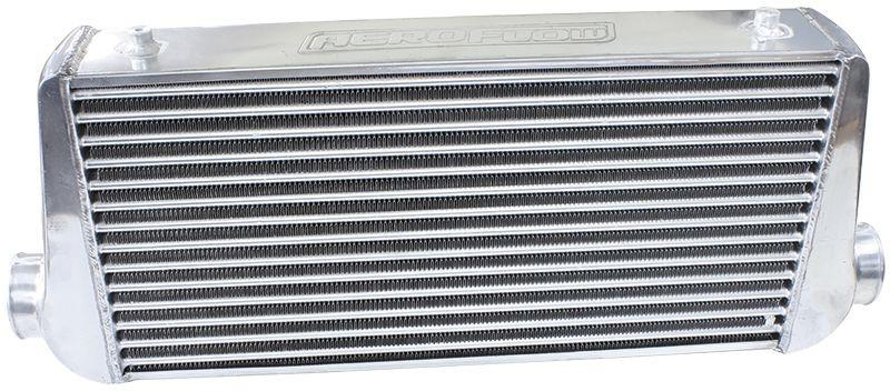 "AEROFLOW Aluminium Intercooler with 3"" Inlet/Outlets FAF Automotive Raw"