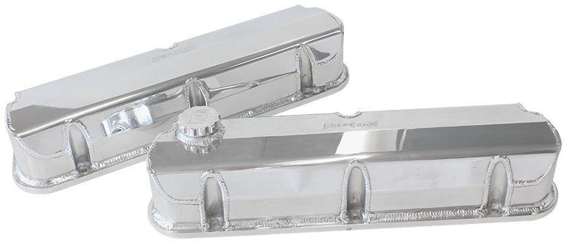Aeroflow Fabricated Aluminium Valve Covers Suit Ford 289-351 Windsor